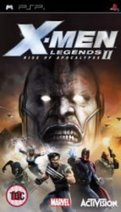 X-Men Legends 2 (PSP)