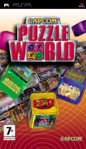 Capcom Puzzle World (PSP)