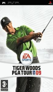 Tiger Woods PGA Tour 09 (PSP)