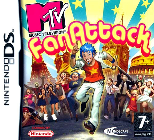 MTV Fan Attack (NDS)