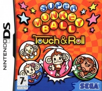 Super Monkey Ball Touch & Roll (NDS)