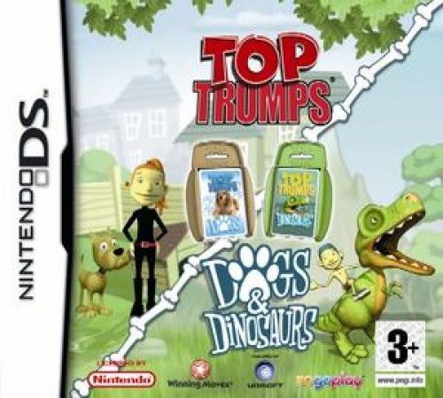 Top Trumps: Dogs and Dinosaurs (NDS)