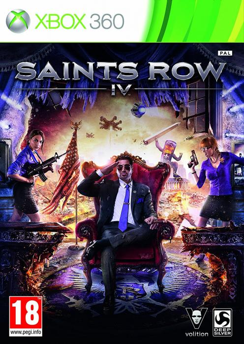 Saints Row 4 - X360