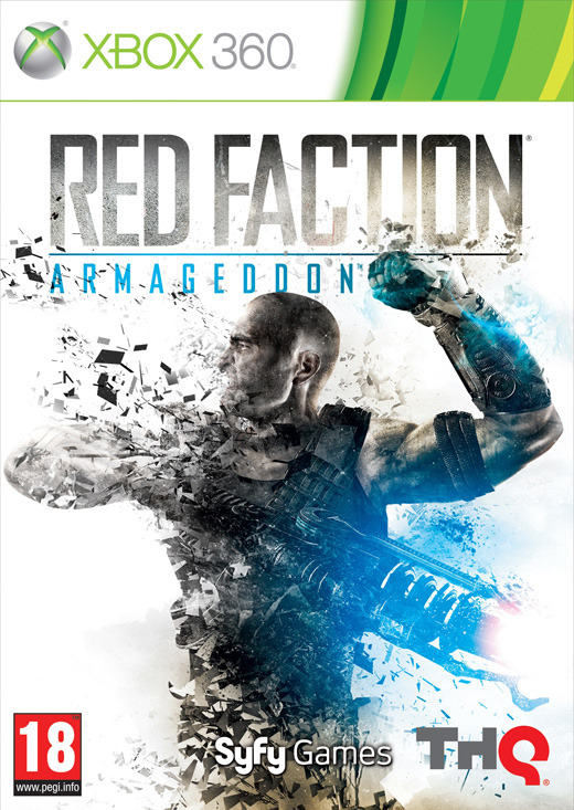Red Faction: Armageddon (Xbox 360)