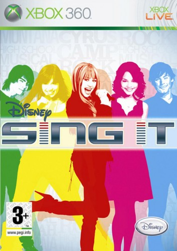 Disney Sing It (Xbox 360)