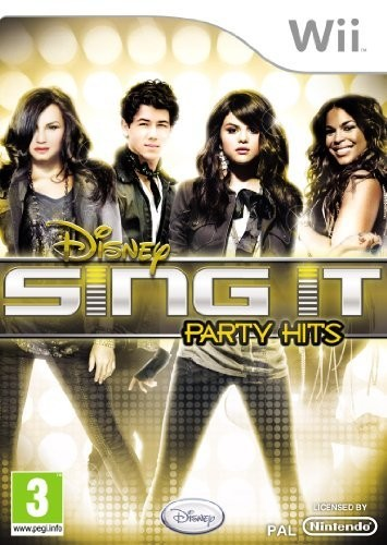 Disney Sing It: Party Hits (Wii)