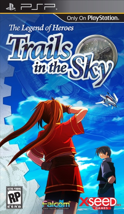 Legend Of Heroes: Trails In The Sky CE (PSP)