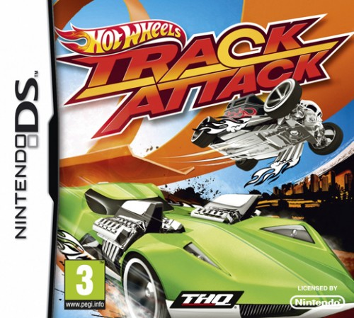 Hot Wheels: Track Attack (NDS)