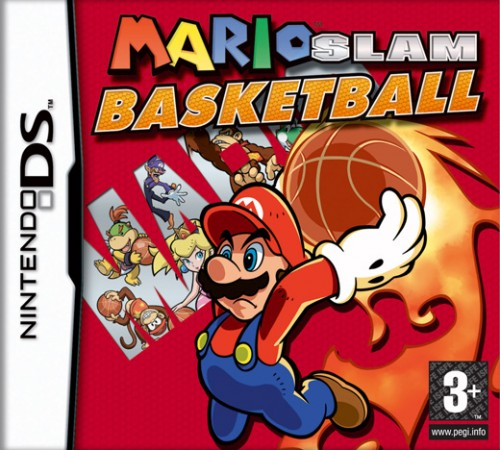 Mario Slam Basket Ball (NDS)