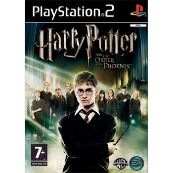Harry Potter a Fénixův řád (PS2)