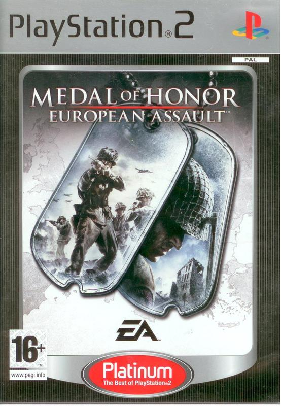 Medal of Honor: European Assault (PS2)