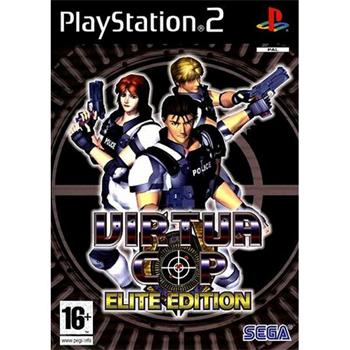 Virtua Cop 1+2 Elite Edition (PS2)