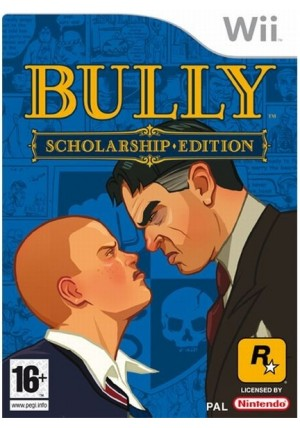 Bully: Scholarship Edition (Wii)