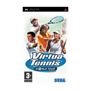Virtua Tennis (PSP)