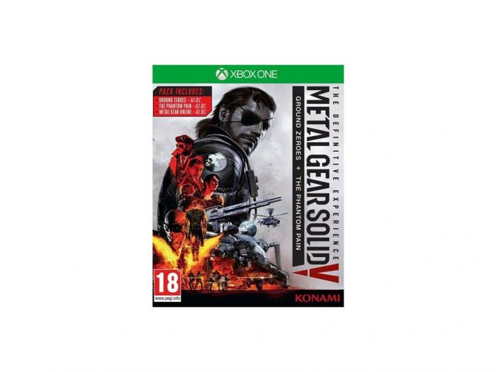 Metal Gear Solid V Definitive Experience (Xbox One)