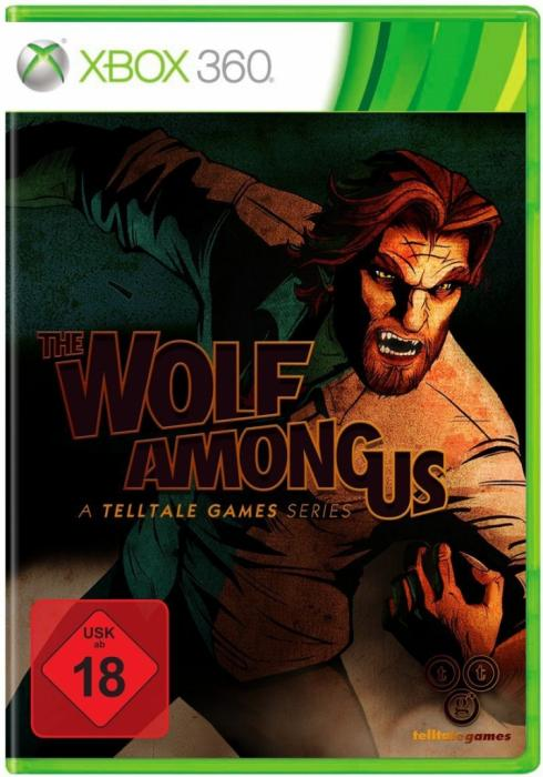 The Wolf Among Us A Telltale Games Series (Xbox 360)