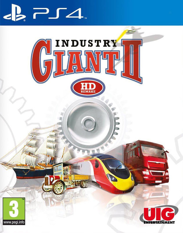 Industry Giant 2 HD Remake (PS4)