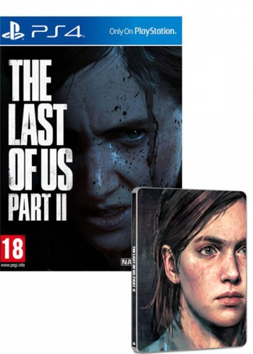 The Last of Us: Part II Steelbook Edition (PS4)