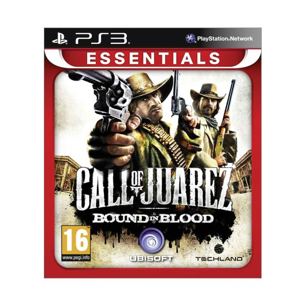 Ubisoft Call of Juarez: Bound in Blood (PS3)