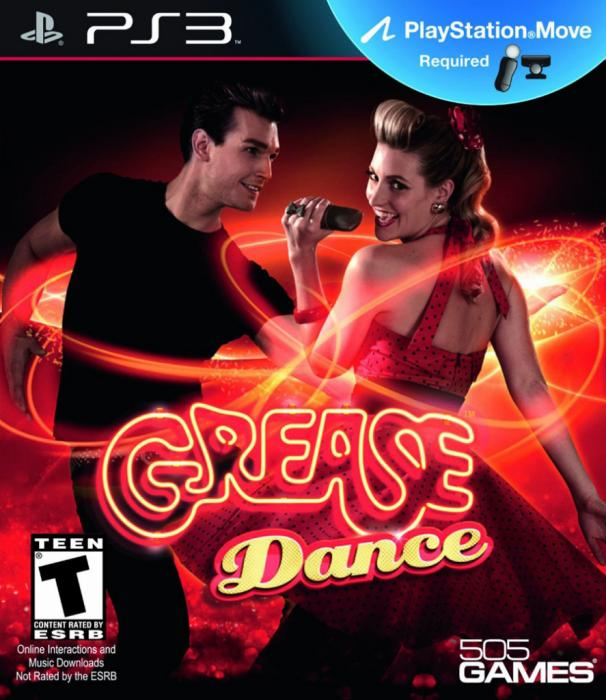 505 Games Grease Dance (PS3)