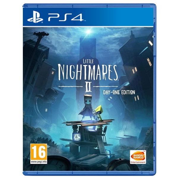Namco Bandai Little Nightmares 2 (PS4)