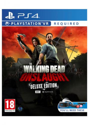 Perpgames The Walking Dead: Onslaught VR Deluxe Edition (PS4)