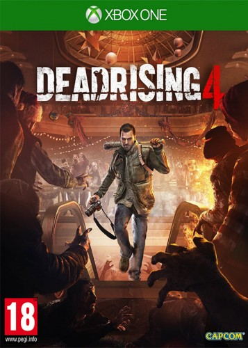 6AA-00015 Dead Rising 4 (Xbox One)
