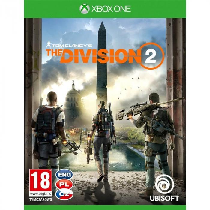 Ubisoft Tom Clancy's The Division 2 (Xbox One)
