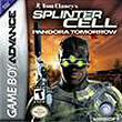 Splinter Cell: Pandora Tomorrow (GameBoy)