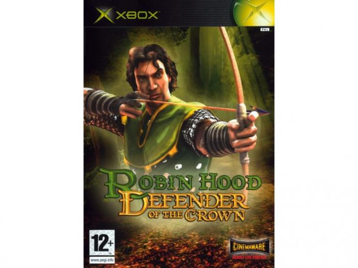 Defender of The Crown (Xbox)