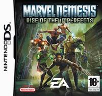 Marvel Nemesis: Rise Of The Imperfects (Nds)