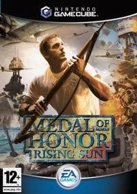 Medal of Honor Rising Sun (GameCube)