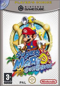 Super Mario Sunshine Players Choice