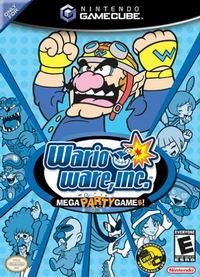 Wario Ware Inc. Mega Party games