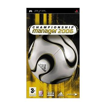 Championship Manager 2006 (PSP)