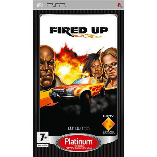 Fired Up (PSP)