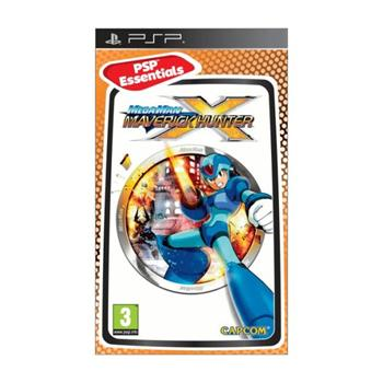 Mega Man Maverick Hunter X (PSP)