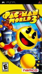 Pac-Man World 3 (PSP)