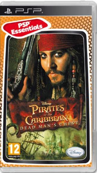 Pirates of the Caribbean: Dead Mans Chest (PSP)