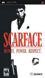Scarface: Money Power Respect (PSP)