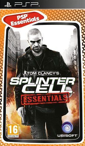 Splinter Cell Essentials (PSP)