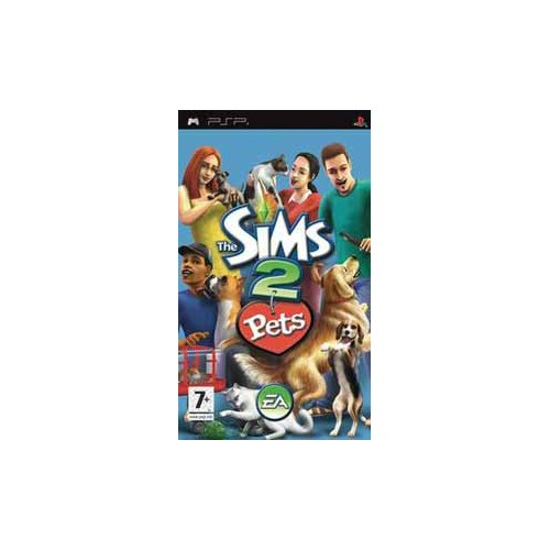 The Sims 2 Pets (PSP)