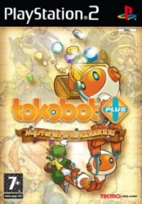 Tokobot Plus: Mysteries of the Karakuri (PS2)