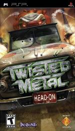 Twisted Metal (PSP)