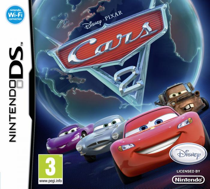 Cars (Nds)
