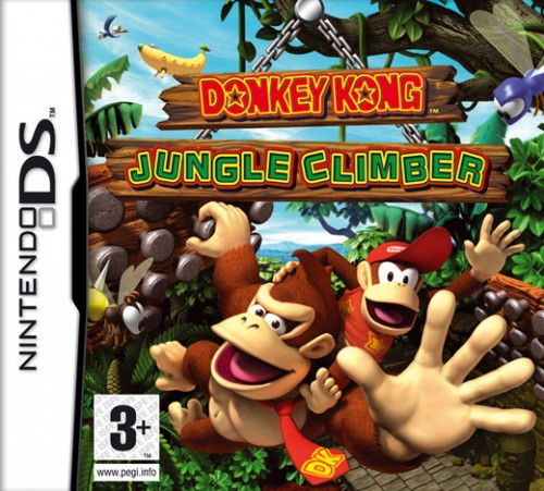Donkey Kong Jungle Climber (NDS)