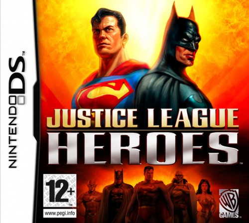 Justice League Heroes (Nds)