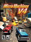Micro Machines V4 (Nds)