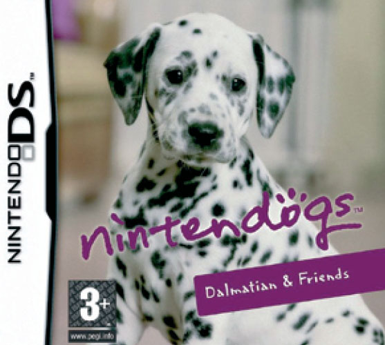 Nintendogs Dalmatian and Friends (Nds)