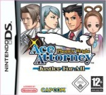 Phoenix Wright Ace Attorney: Justice for All